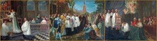 H. Bloed schilderijen